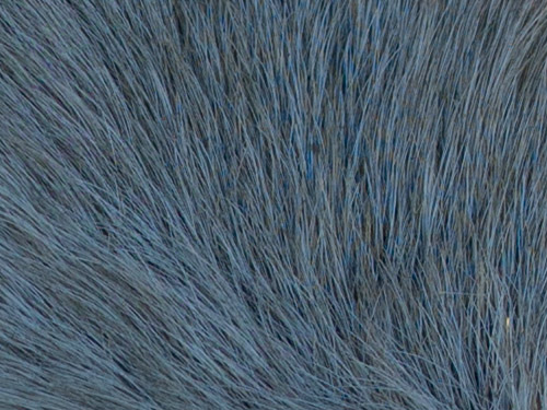 Crop of hair from Figure 9 at 100% magnification.