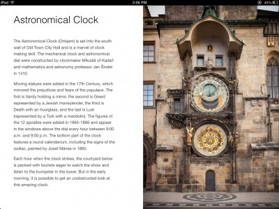 Astronomical Clock Page
