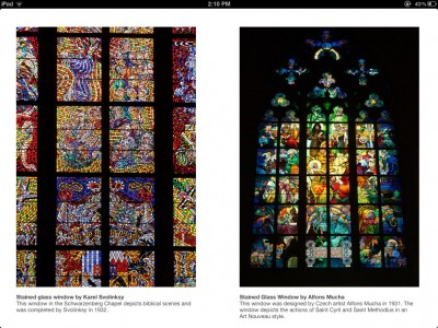 Stained Glass Images 2up