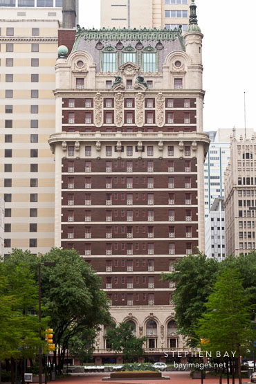 Hotel Adolphus. Dallas, Texas.