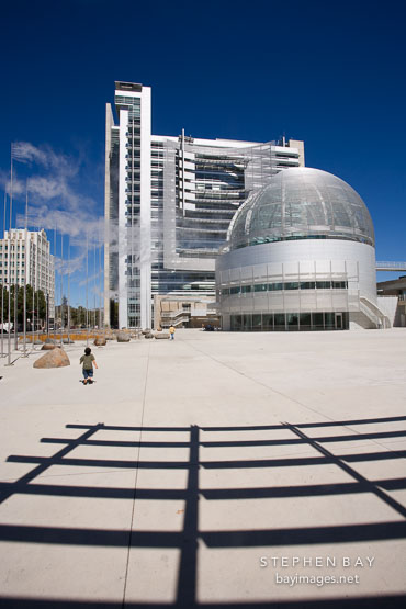 City Hall (built in 2005). San Jose, California.