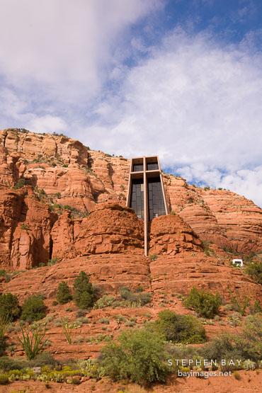 Photo Chapel Of The Holy Cross Sedona Arizona
