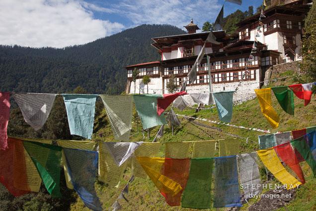 Chagri Monastery.