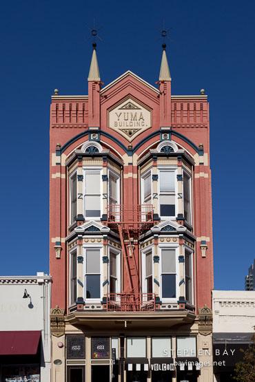 Yuma Building. San Diego.
