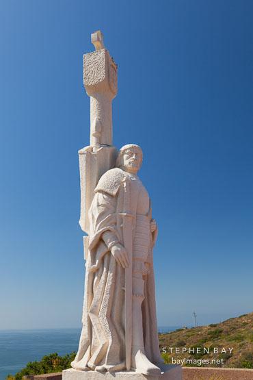 Cabrillo Monument. San Diego.