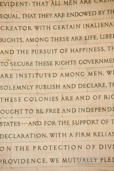 an analysis of the importance of the declaration of independence and the words of thomas jefferson Jefferson's draft of the declaration of independence, 28 june, 1776  he has  forbidden his governors to pass laws of immediate and pressing importance,.