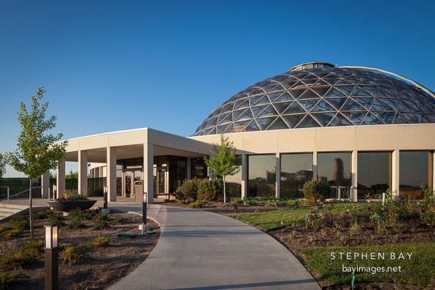 Photo Botanical Gardens Des Moines Iowa