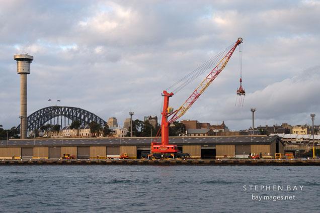 Miller's point, Sydney, Australia