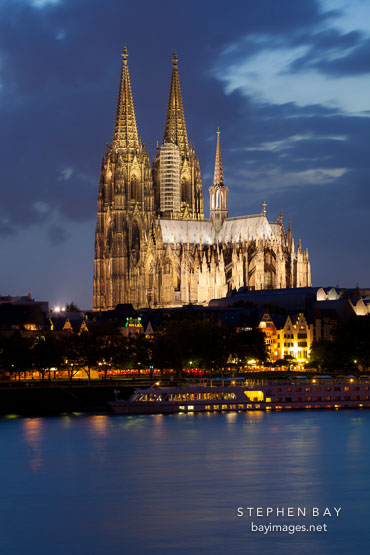 Cologne Cathedral. Cologne, Germany.