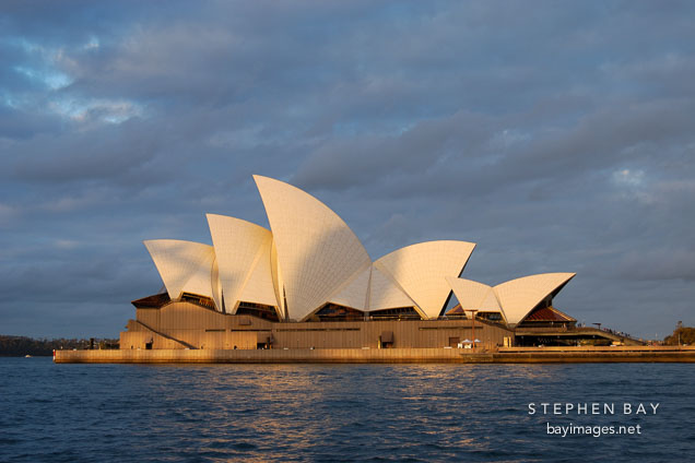 Sydney opera house. Sydney, New South Wales, Australia.