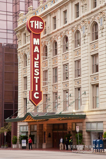 Majestic theatre. Dallas, Texas.