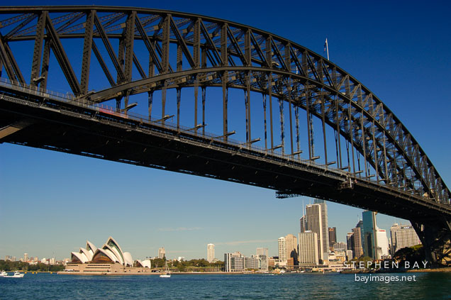Sydney Harbour Bridge. Sydney, Australia.