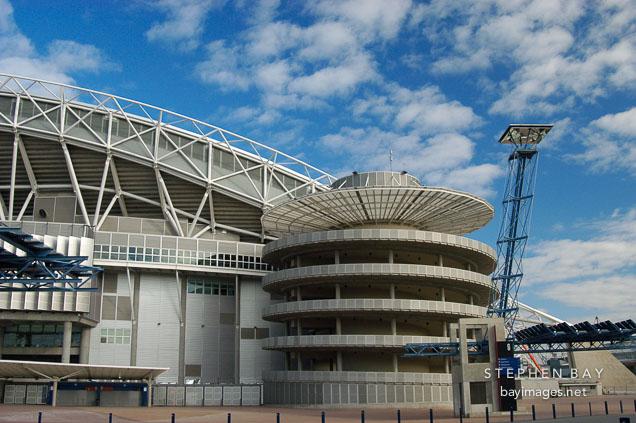 Sydney Olympic Stadium (Stadium Australia).