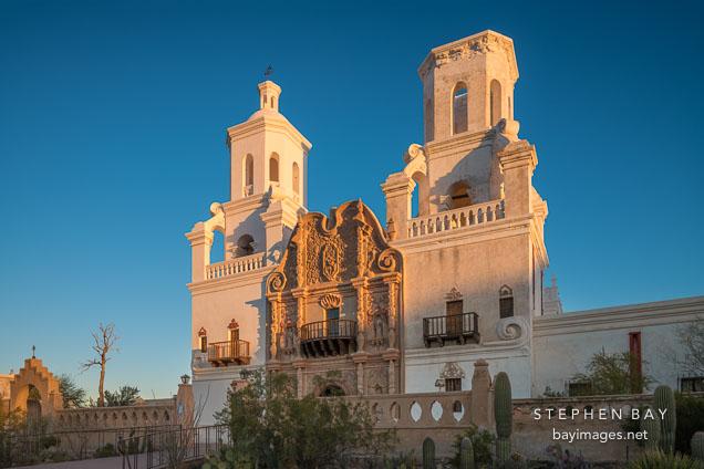 Mission San Xavier Del Bac, Tucson Arizona.
