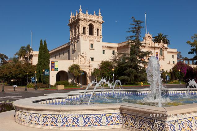 House of Hospitality. Balboa Park, San Diego.