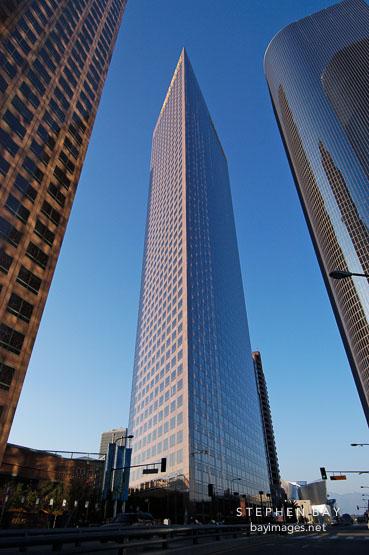 Wells Fargo Tower. Los Angeles, California, USA.