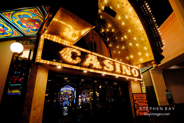 Casino on net sign in