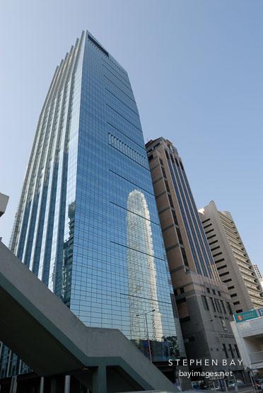 AIG Tower. Hong Kong