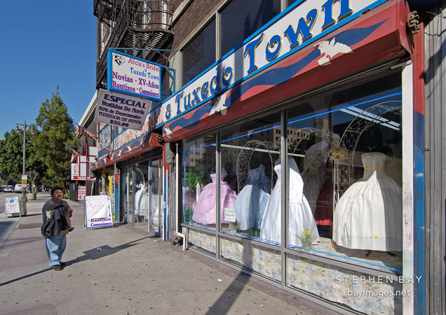 bridal shops in downtown los angeles junoir bridesmaid