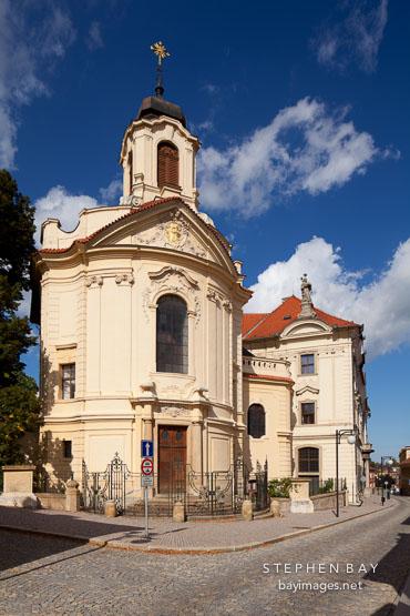 Ursuline convent. Kutna Hora, Czech Republic.