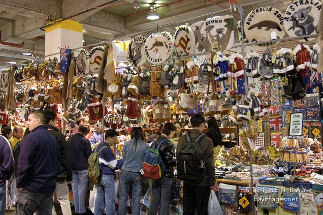Paddy's market. Sydney, Australia.