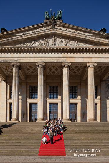 Konzerthaus Berlin. Berlin, Germany.