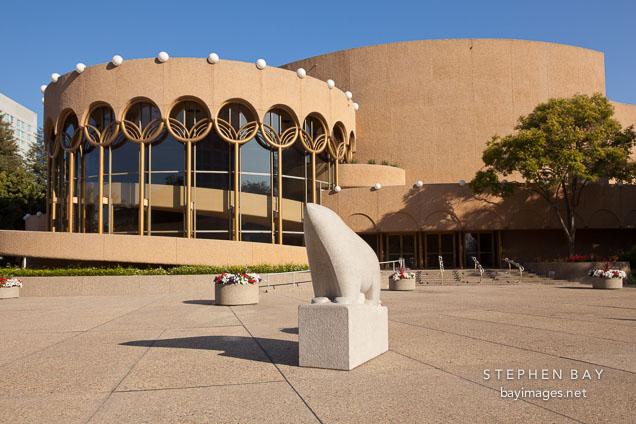 Center for the Performing Arts. San Jose, California.