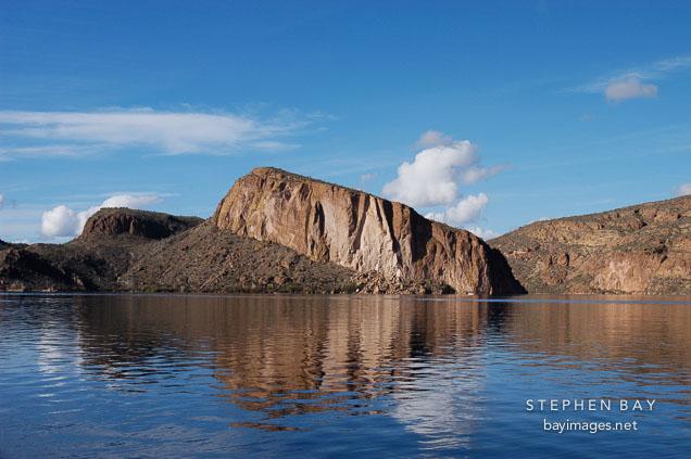 Canyon Lake. Apache Trail, Arizona, USA.