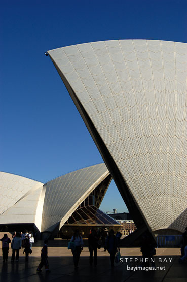 Sydney opera house, New South Wales, Australia.