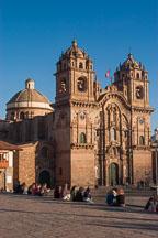Iglesia de la Compania de Jesus. Cusco, Peru. - Photo #9300