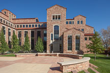 Wolf Law Building. CU Boulder - Photo #33100