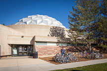 Fiske planetarium at CU Boulder. - Photo #33101