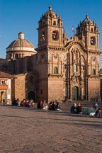 Iglesia de la Compania de Jesus. Cusco, Peru. - Photo #9301