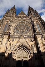 Saint Vitus Cathedral. Prague, Czech Republic. - Photo #29701