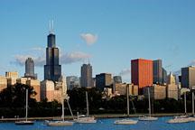 Waterfront. Chicago, Illinois, USA. - Photo #10710