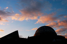 Adler Planetarium. Chicago, Illinois, USA. - Photo #10637