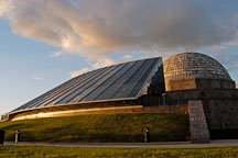 Adler Planetarium at sunrise. Chicago, Illinois, USA. - Photo #10671