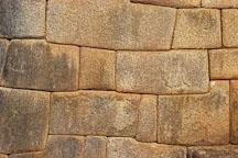 Wall at Machu Picchu.