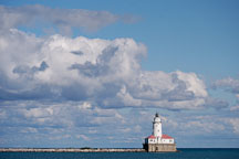 Lighthouse. Chicago, Illinois, USA. - Photo #10568