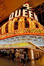 4 Queens Hotel and Casino. Las Vegas, Nevada, USA. - Photo #13712