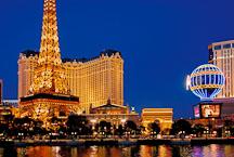Paris Las Vegas hotel. Las Vegas, Nevada, USA. - Photo #13312