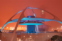 Theme building, Los Angeles International Airport (LAX). Los Angeles, California, USA. - Photo #6712