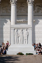 Tomb of the Unknowns, Arlington National Cemetery. Arlington, Virginia, USA. - Photo #11148