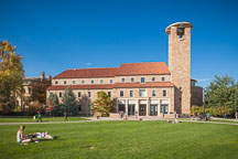 Pictures of CU Boulder