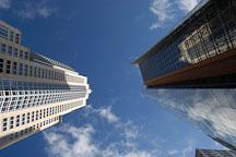 A pair of skyscrapers. Sydney, Australia. - Photo #1413