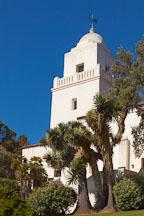 Tower at Junipero Serra museum. San Diego, California. - Photo #26413