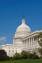 U.S. Capitol. Washington, D.C., USA. - Photo #11313