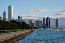 Waterfront. Chicago, Illinois, USA. - Photo #10713