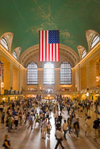 Grand Central Station. New York City, New York, USA. - Photo #12974