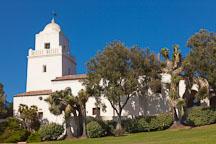 Junipero Serra museum. San Diego, California. - Photo #26414